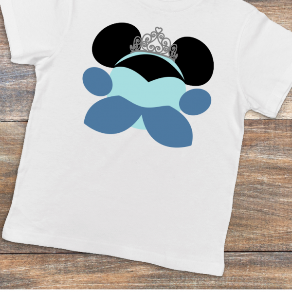 It's no glass slipper, but it will fit your princess to a tee!