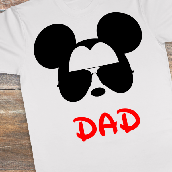 Disney themed shirts available at Whimsical Design Cuts